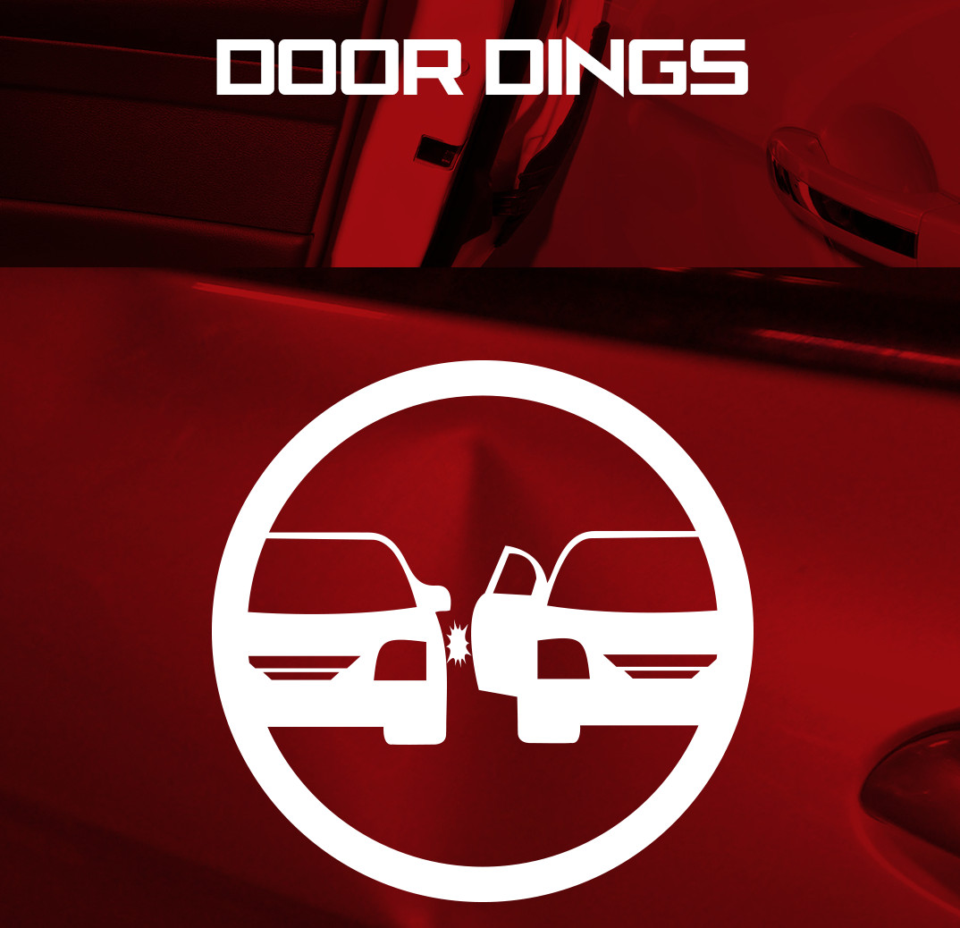 Door Dings Paintless Repair